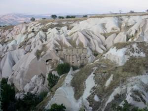 Подземные города в Каппадокии, фото: http://prospekt-desires.ru/