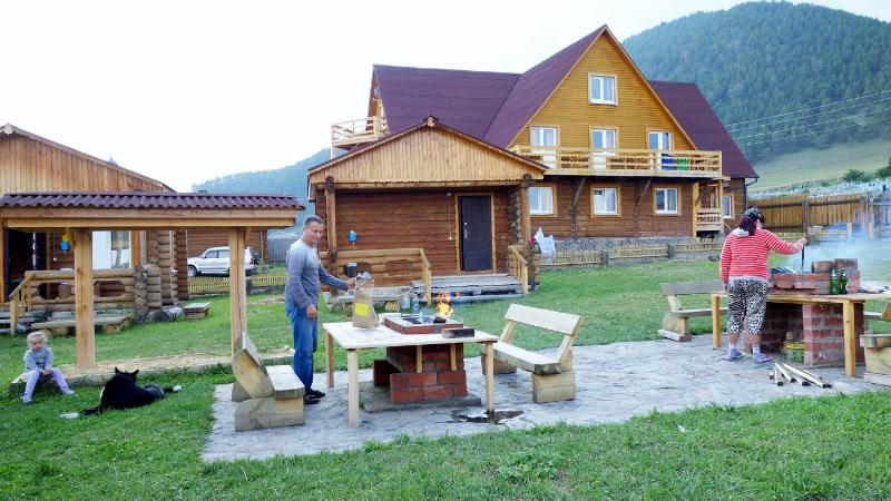 жилье на Байкале