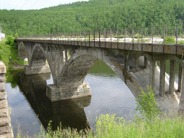 Мост на кругобайкалке