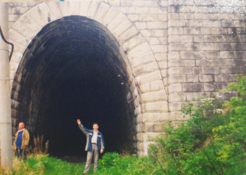 кругобайкалка самый длинный тоннель