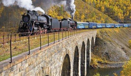 Кругобайкальская железная дорога – путешествие одного дня!