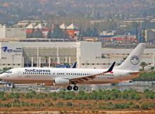 Аэропорт Анталии, фото из просторов Интернет