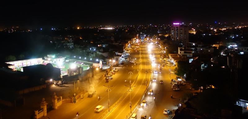 отели в Джайпуре с рестораном