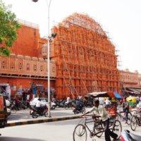 Розовый город Джайпур: достопримечательности и отели Джайпура