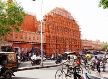 Дворец Ветров Хава Махал Индия