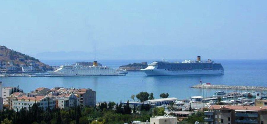 Турецкий курорт Кушадасы, отдых по-европейски!