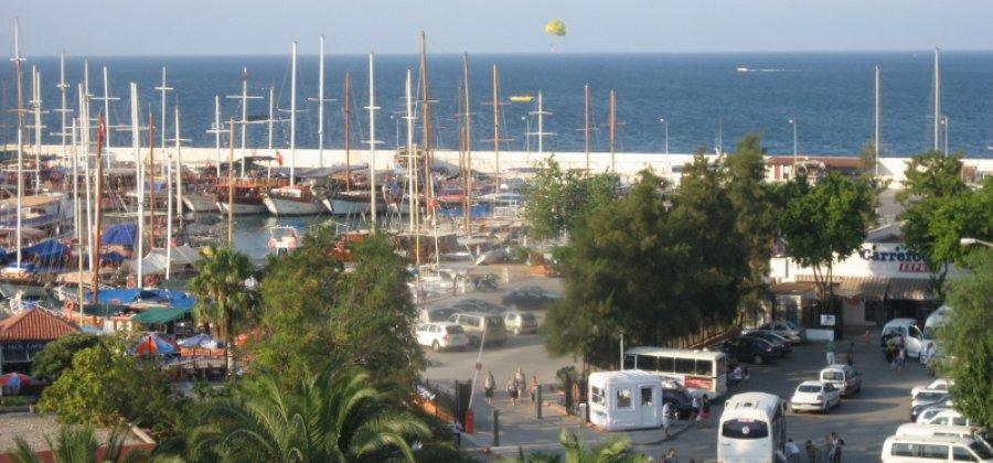 Отели Турции: подборка хороших отелей в разных уголках Кемера!