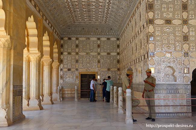 Дворец джайпур