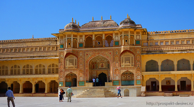 Ворота Ганеши Джайпур