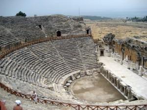 Римский театр 3 в. н.э., фото: http://prospekt-desires.ru/