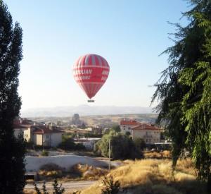 Воздушные шары на рассвете  (2)