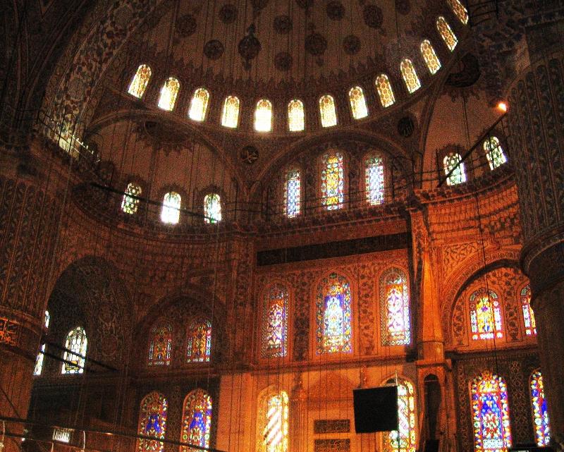 В голубой мечети, фото: http://prospekt-desires.ru/