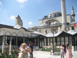 Музей-Мечеть Мевляны в Конье, фото: http://prospekt-desires.ru/