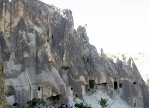 Музей в Каппадокии, г. Гёреме. Фото: http://prospekt-desires.ru/