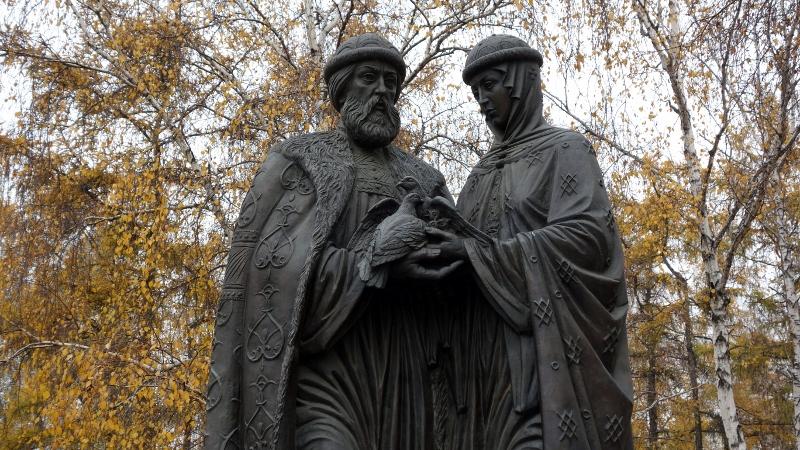 Святые Петр и Февронья, фото: http://prospekt-desires.ru/