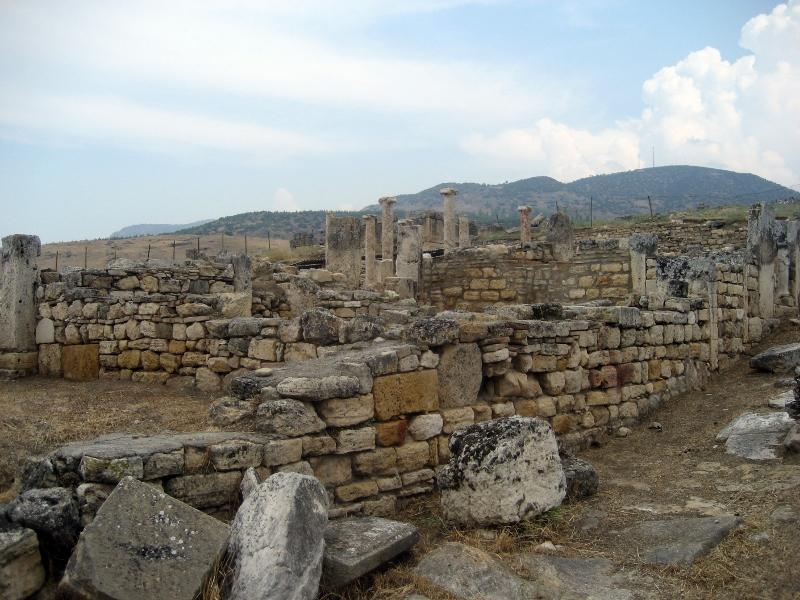 Раскопки Иераполиса, фото: http://prospekt-desires.ru/