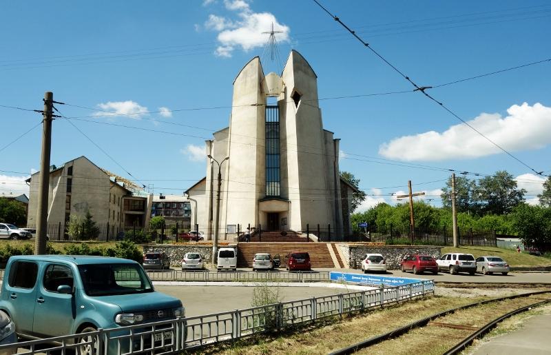 Кафедральный собор Непорочного сердца Марии, фото: http://prospekt-desires.ru/
