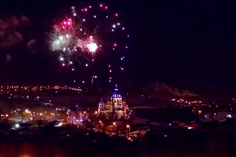 Рождество в Соборе Казанской Божьей матери, фото: http://prospekt-desires.ru/