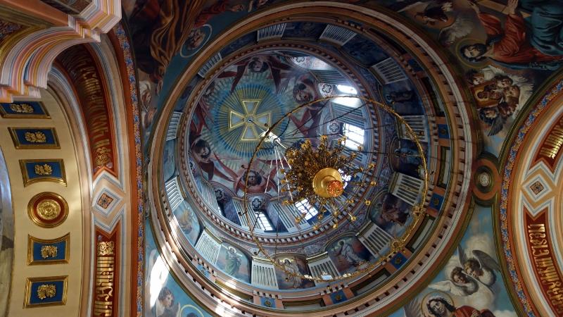 Своды Казанской церкви, фото: http://prospekt-desires.ru/