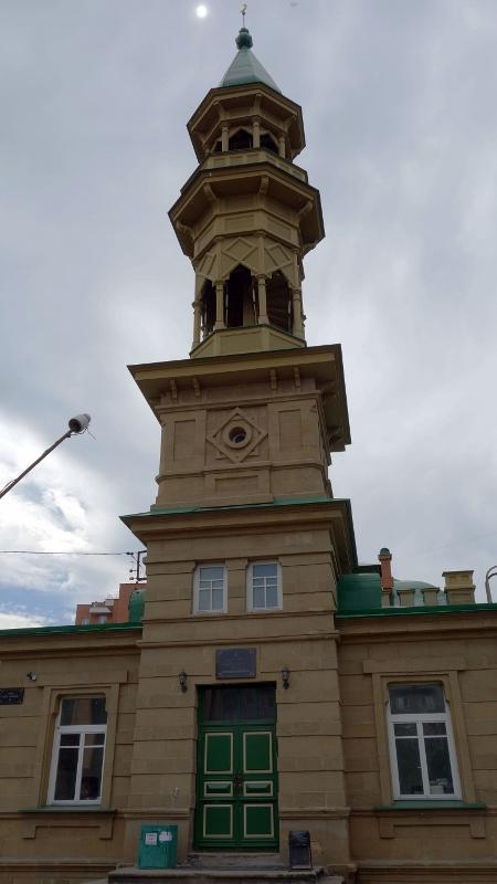Иркутская соборная мечеть, фото: http://prospekt-desires.ru/
