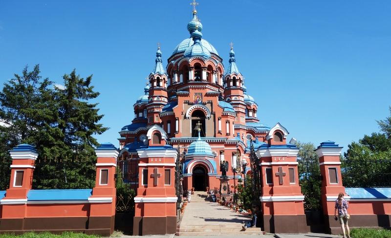 Фасад церкви Казанской иконы Божьей матери, фото: http://prospekt-desires.ru/wp-admin/