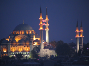 Мечеть Сулеймана, здесь похоронены Сулейман и Роксолана.