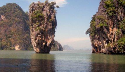 Голливудская знаменитость — остров Ко-тапу (остров Джеймса Бонда)