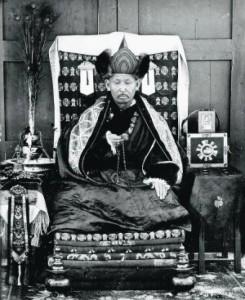 Хамбо Лама Этигэлов