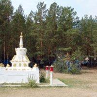 Священная гора Бархан-Уула и целебный Барагханский источник!