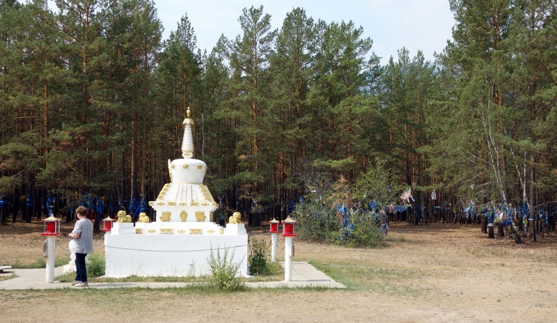 Барагханская ступа, фото: http://prospekt-desires.ru/