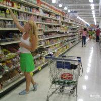 Как вести себя в магазине во время диеты!