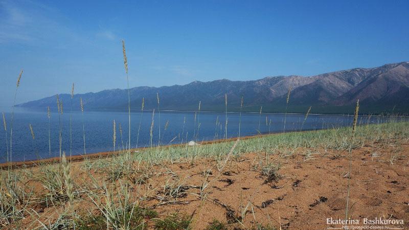 Полуостров Святой нос и озеро Байкал
