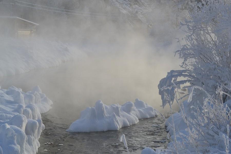 40 на 40: Умхей зимой, автор фото: Слава Мокеров