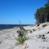 Песчаные пляжи Байкала!