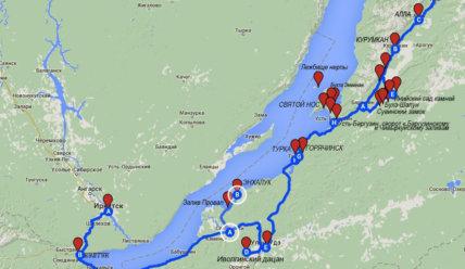 Путешествие в Бурятию на машине: сакральные места, горячие источники, песчаные пляжи Байкала!
