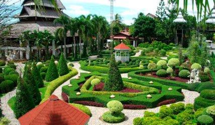 Райский парк Нонг Нуч в Паттайе!