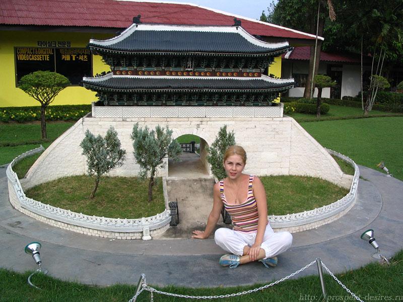 пагода мини сиам