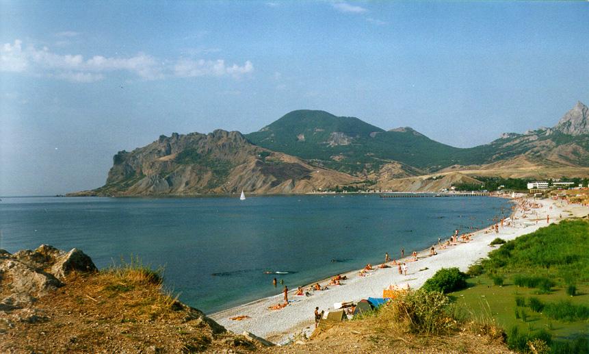 Курорты Крыма Коктебель