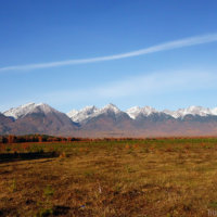 Яркие краски Бурятии: Нилова Пустынь, Жемчуг, Аршан, Тункинская долина!