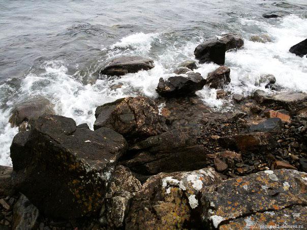Байкал Ангасолка