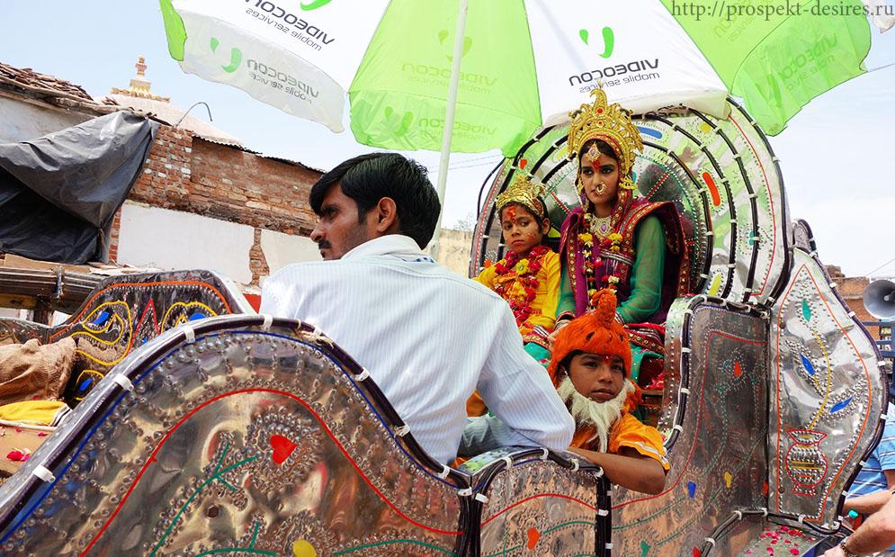 Праздник Богини Дурги