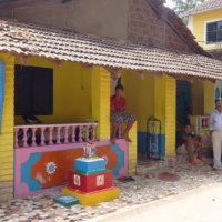 Индийская деревня в Гоа: жизнь на фотографиях!