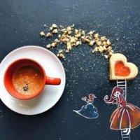 Оказывается удивительное можно найти за чашкой утреннего кофе! Не знали? Смотрите как!
