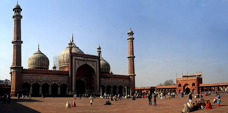 мечеть Джама Масджид Индия