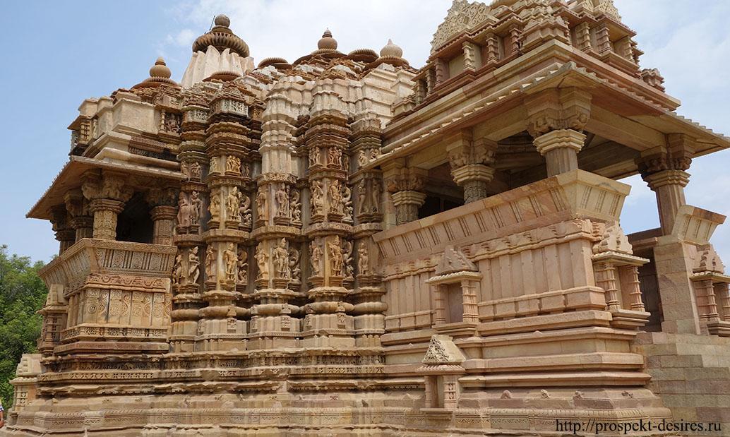 храмы любви индия