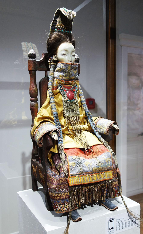 Ханша, кукла семьи Намдаковых