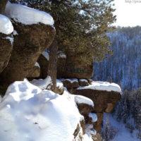 Скальник Витязь: выходные на Олхинском плато!