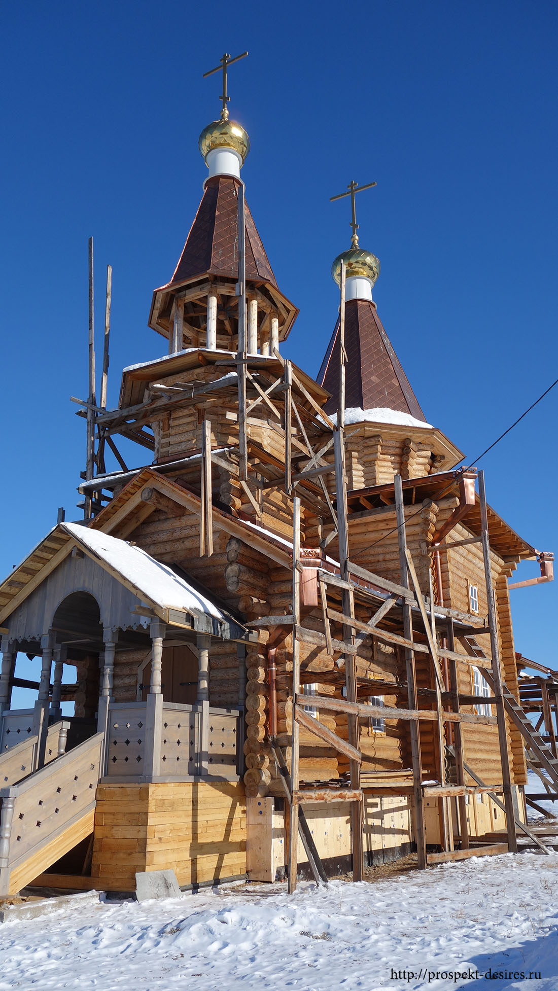 Церковь Святителя Иннокентия Виниаминова