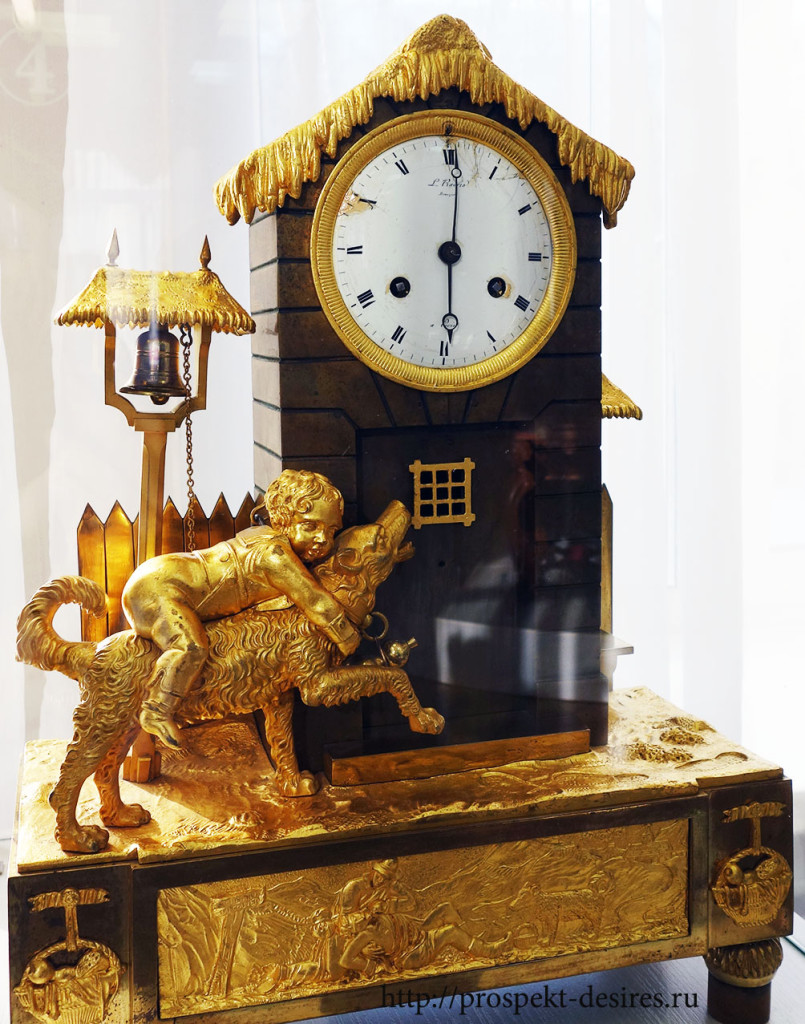 часы Сен-Бернар