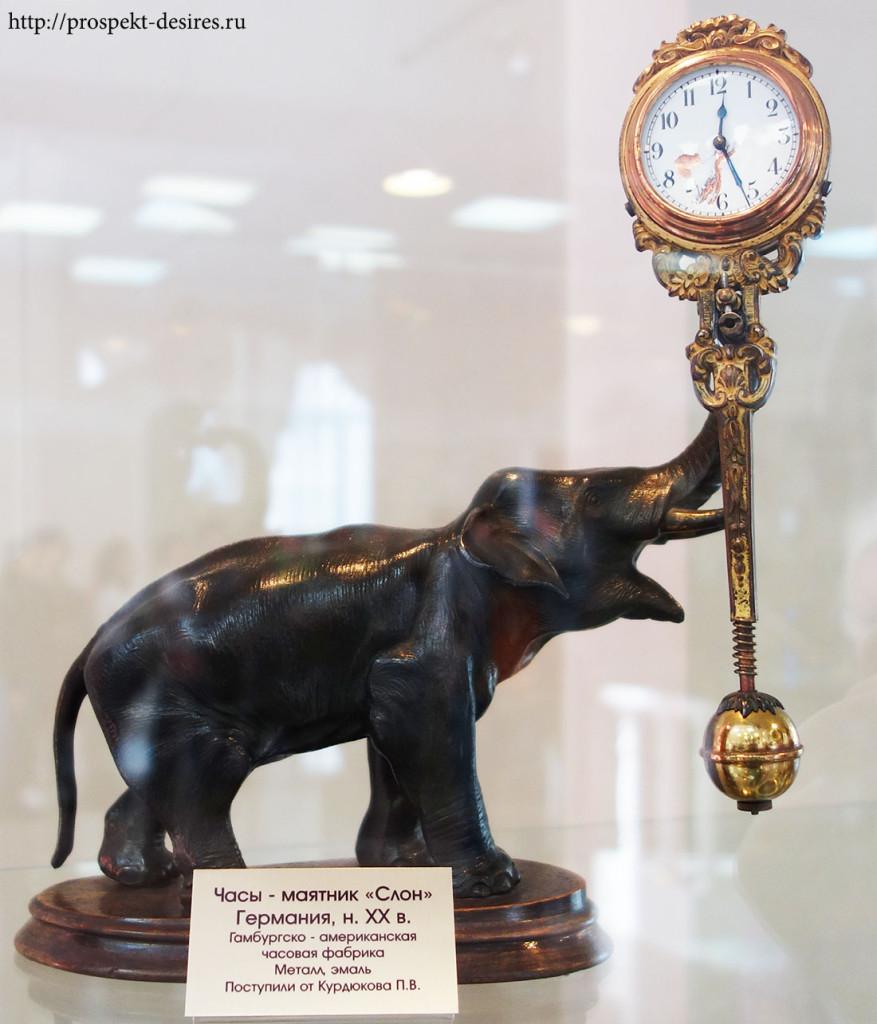 Часы маятник, Германия